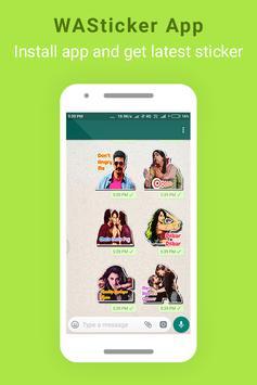 Bollywood Sticker For Whatsapp's screenshot 3