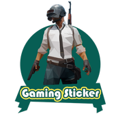 Gaming Sticker For What's app icon