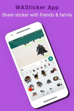 Gaming Sticker For What's app screenshot 3