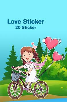 Love Stickers For Whatsapp - Valentine Special screenshot 1