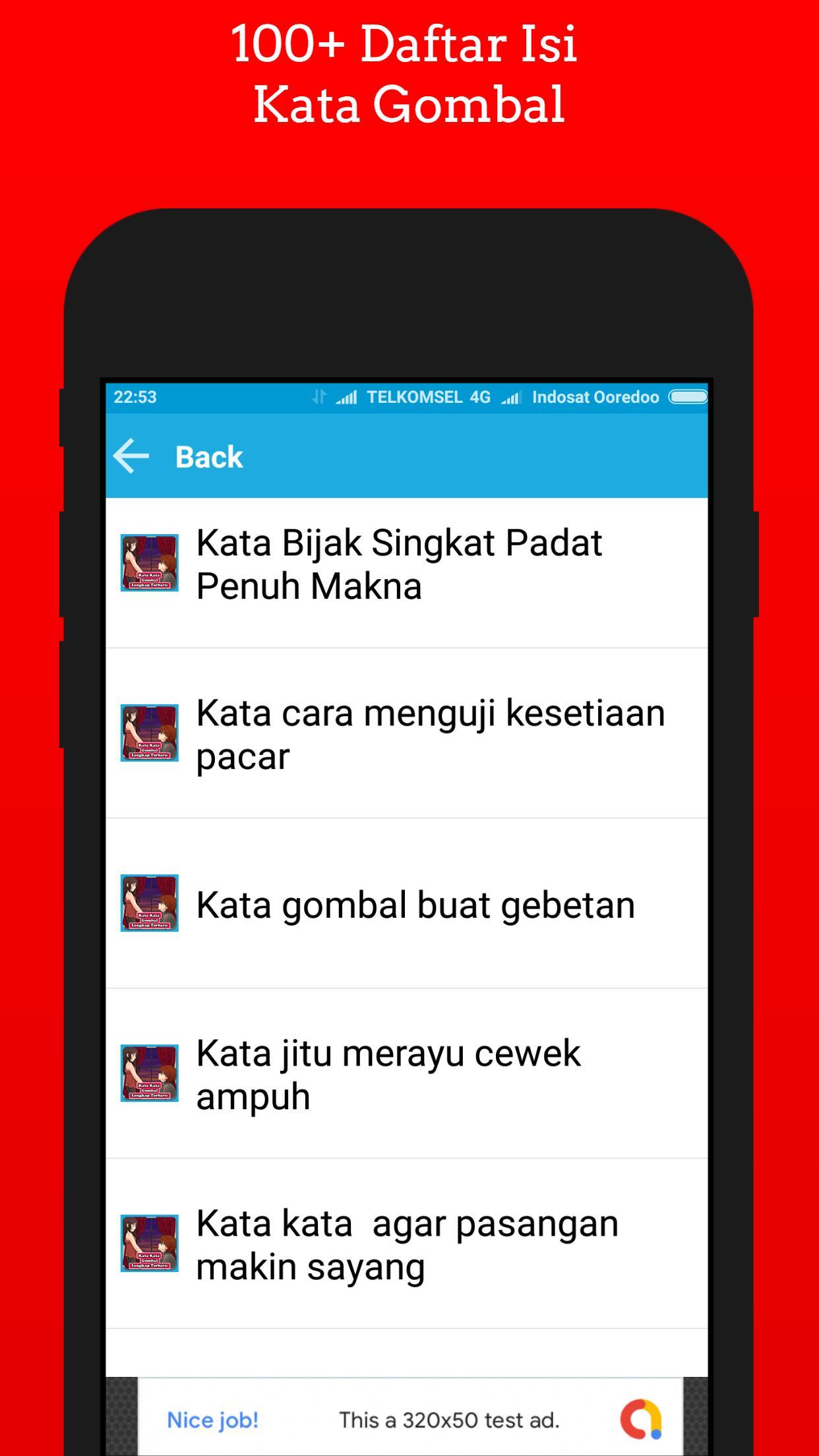 Kata Kata Gombal Lengkap Terbaru For Android APK Download