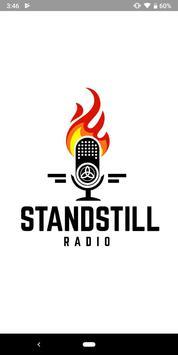 Standstill Radio poster