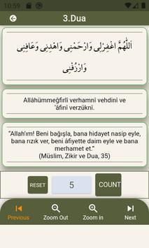 Peygamber Efendimize Salavat Selam  Dua Zikirmatik imagem de tela 16