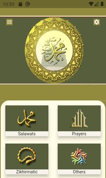 Peygamber Efendimize Salavat Selam  Dua Zikirmatik imagem de tela 6