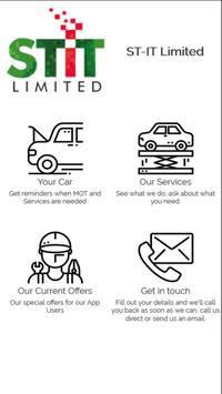 Your Garage App poster