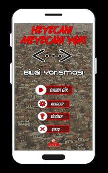 Quiz Game - Heyecanı Yok! screenshot 2