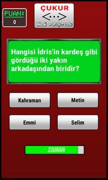 Çukur Bilgi Yarışması screenshot 13
