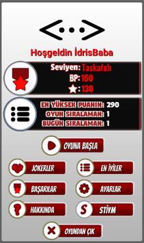 Çukur Bilgi Yarışması screenshot 18