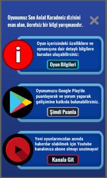 Çukur Bilgi Yarışması screenshot 19