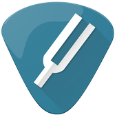 Pitched Tuner - Chromatic, Guitar, Violin, Ukulele icon