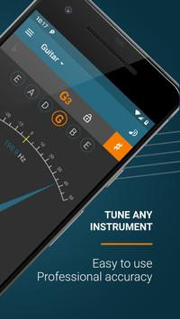 Pitched Tuner screenshot 1