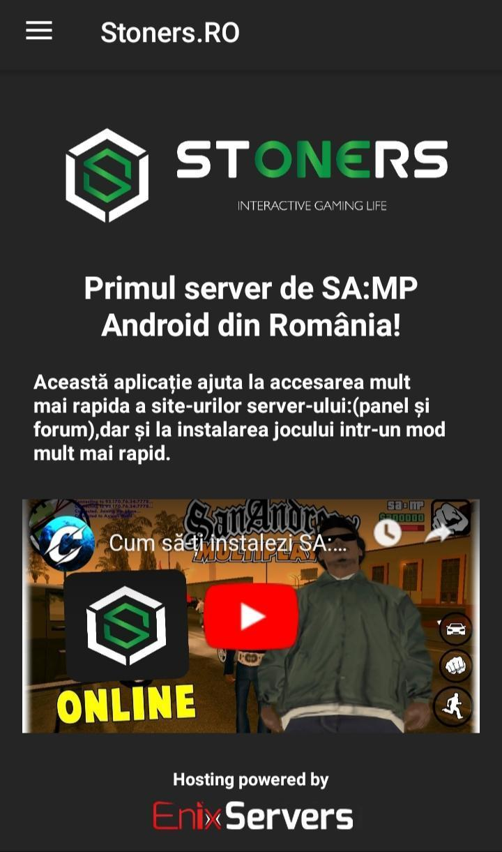 Stoners Romania SA:MP for Android - APK Download