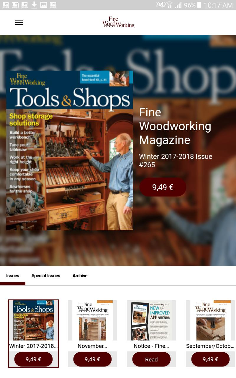 Fine Woodworking For Android Apk Download
