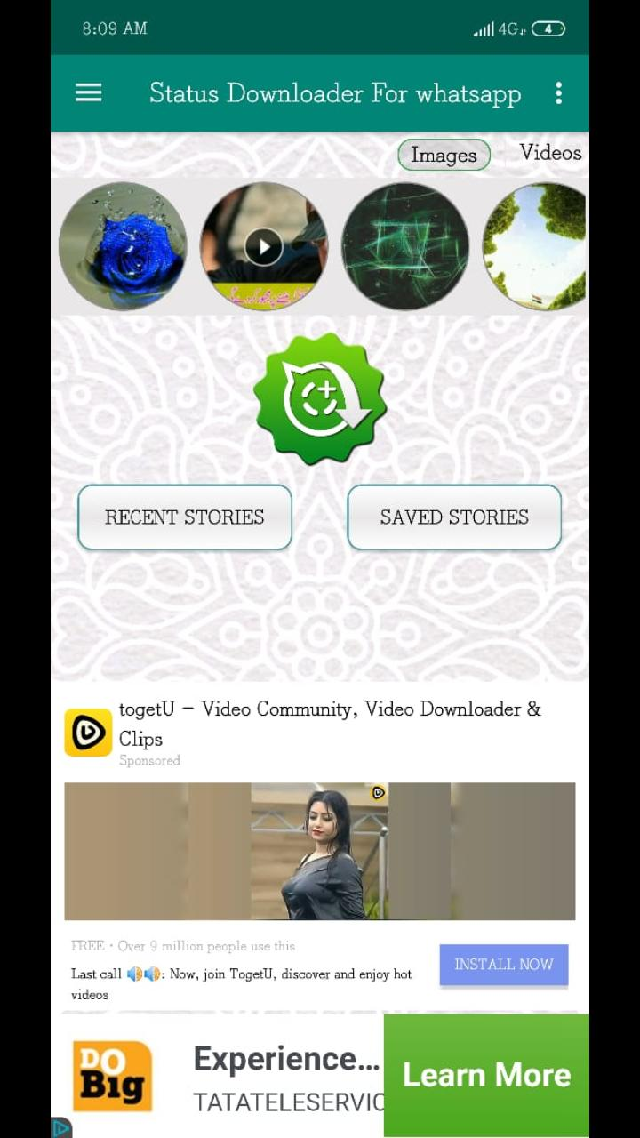 Downloader For Whatsapp Status For Android Apk Download