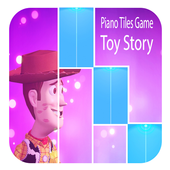 Toy Story Piano Tiles 4 icon