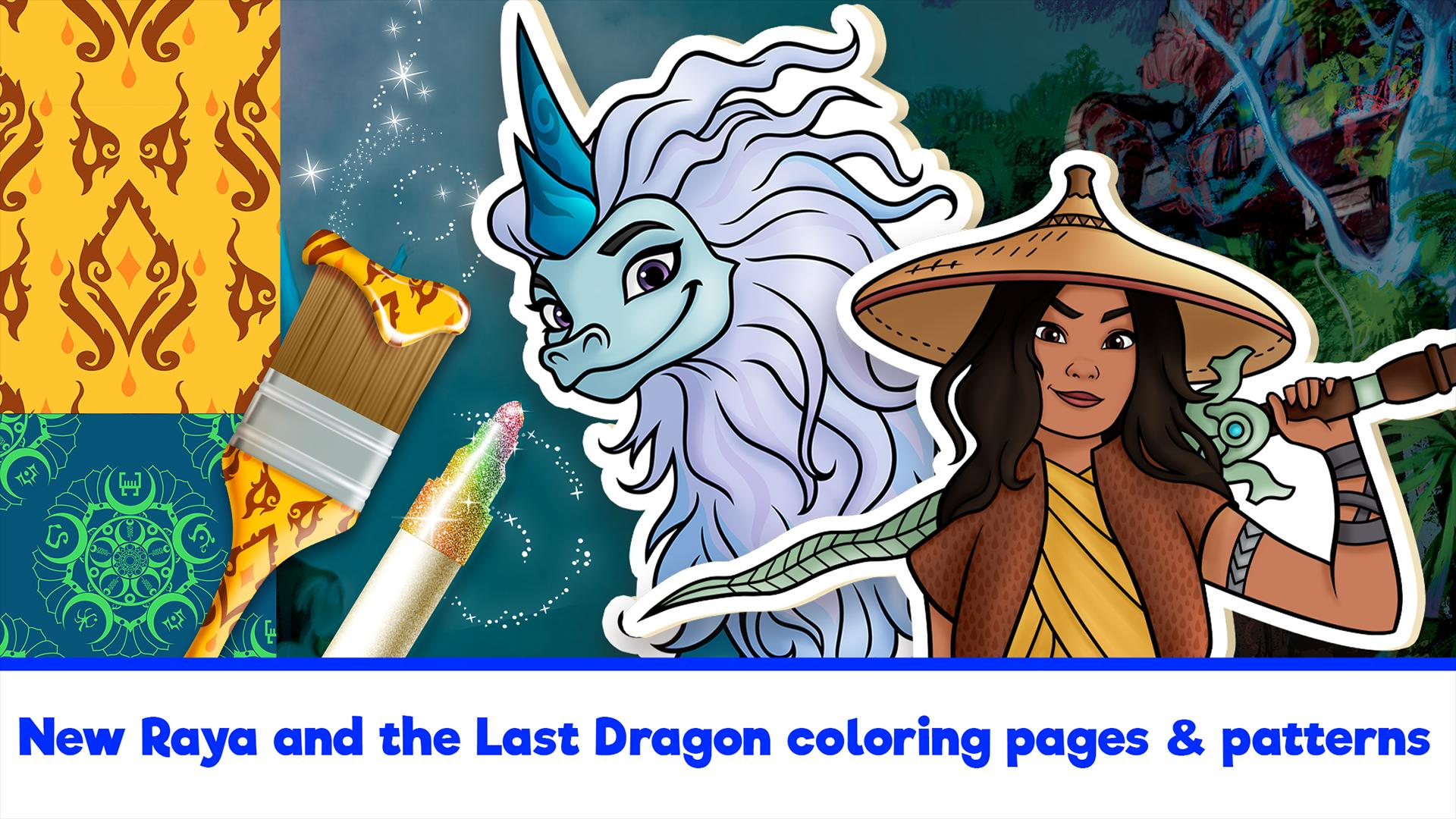 Disney Coloring World For Android Apk Download