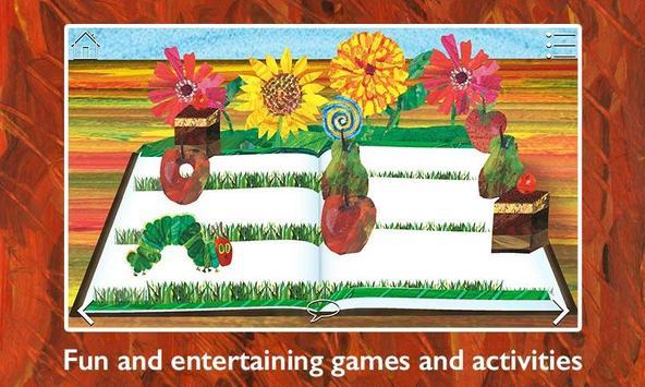 1 Schermata The Very Hungry Caterpillar - Play & Explore