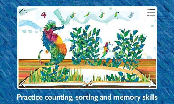 2 Schermata The Very Hungry Caterpillar - Play & Explore