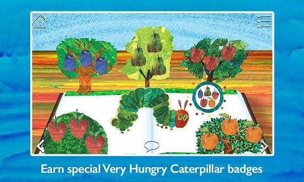 4 Schermata The Very Hungry Caterpillar - Play & Explore