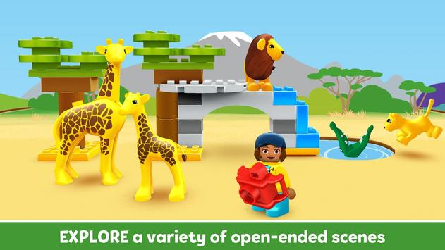 LEGO® DUPLO® WORLD screenshot 2