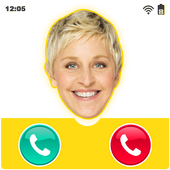 Call From Ellen Prank icon