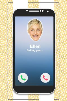 Call From Ellen Prank poster