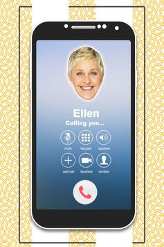 Call From Ellen Prank screenshot 1