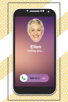 Call From Ellen Prank screenshot 2