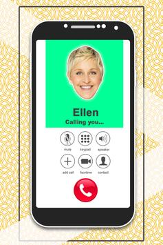 Call From Ellen Prank screenshot 6