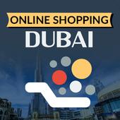 Online Shopping Dubai icon