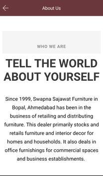 Swapna Sajavat Furniture screenshot 5