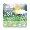 Weather - Weather Real-time Forecast 圖標
