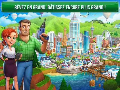 Dream City capture d'écran 5