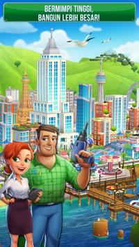 Dream City penulis hantaran