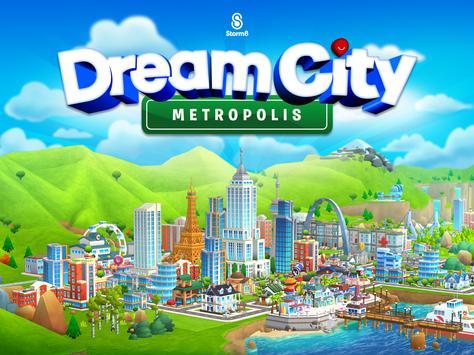 Dream City syot layar 14