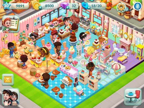 《甜点物语 2:甜品店游戏》 截图 17