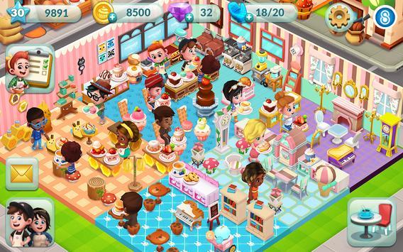 5 Schermata Bakery Story 2