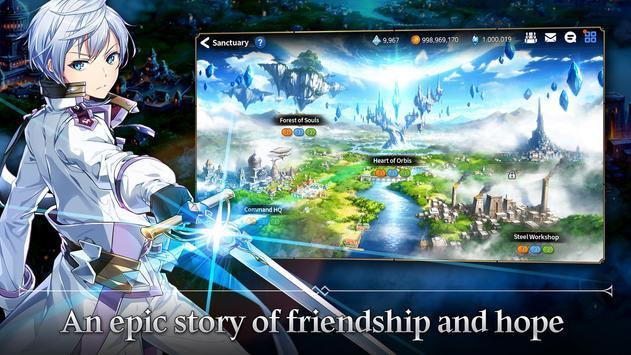 Epic Seven скриншот 10