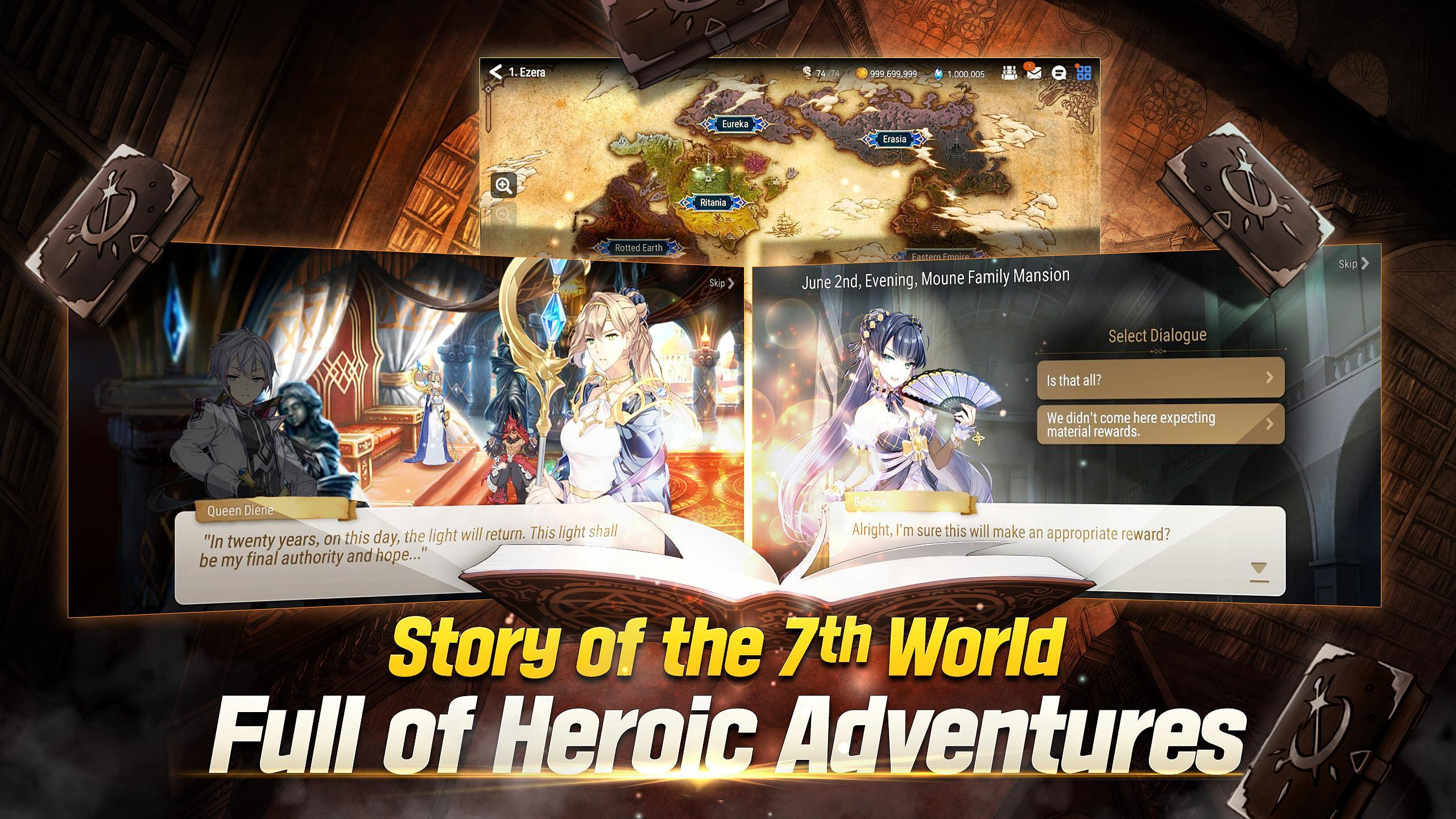 Epic Seven for Android - APK Download
