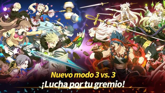 Epic Seven captura de pantalla 12