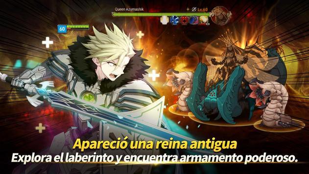 Epic Seven captura de pantalla 4