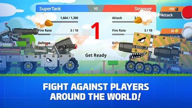 Super Tank Rumble screenshot 1