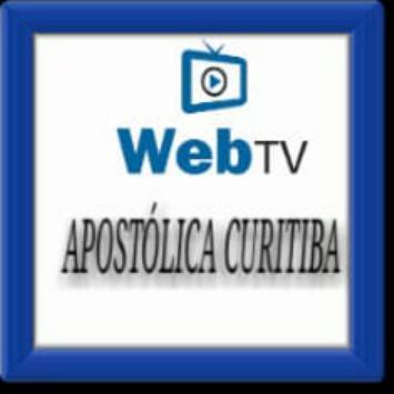 Web Tv apóstolica Curitiba poster