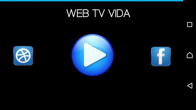Web TV VIDA screenshot 1