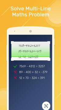 智能計算器 - 拍照解決數學題 截圖 2