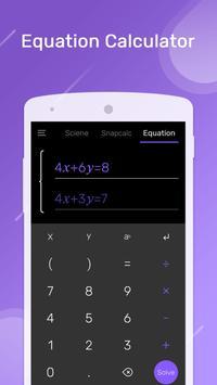 智能計算器 - 拍照解決數學題 截圖 3
