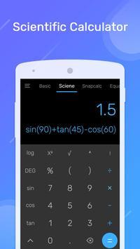 智能計算器 - 拍照解決數學題 截圖 4
