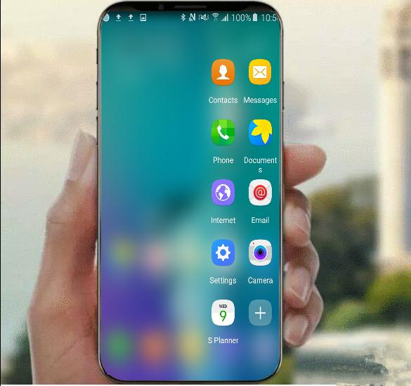 Edge Screen S9 Note 9 S10 for Android - APK Download