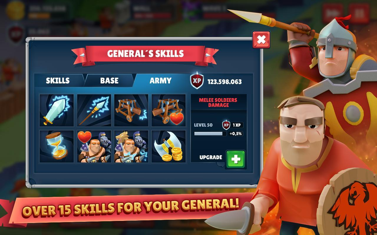 1bf1b941950 Game of Warriors for Android - APK Download
