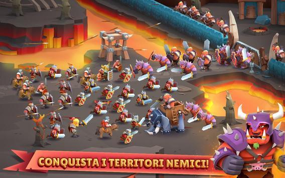 2 Schermata Game of Warriors